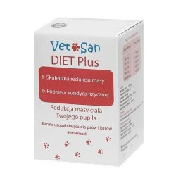VETOSAN DIET PLUS 90 KAPS