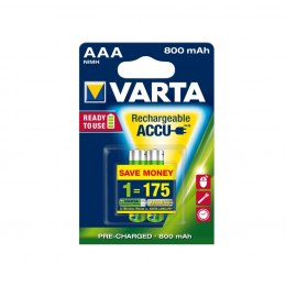 AKUMULATORY VARTA R3 800 mAh 2szt ready 2 use