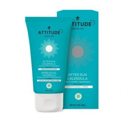 ATTITUDE After Sun Żel Nagietkowy Mint & Cucumber 150g'