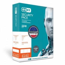 Security Pack Box 3PC+3sm 3Y ESP-N-3Y-6D