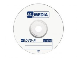 DVD-R MY MEDIA 4.7GB X16 WRAP (SPINDLE 50)