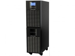 UPS POWERWALKER ON-LINE 6000VA CG PF1 TERMINAL OUT, USB/RS-232, LCD, TOWER