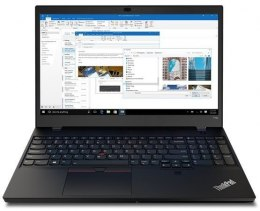 Laptop ThinkPad T15p G1 20TN002DPB W10Pro i7-10750H/16GB/512GB/GTX1050 3GB/LTE/15.6 FHD/Black/3YRS Premier Support