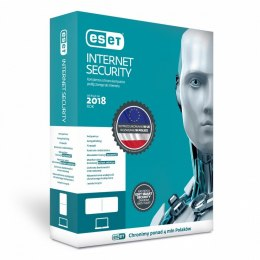 Internet Security PL BOX 3Y kon EIS-K-3Y-1D