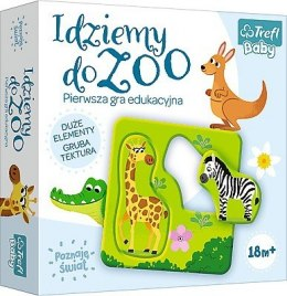 Baby Gra Idziemy do Zoo