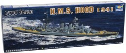 Model do sklejania HMS Hood 1941